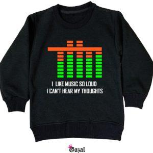 I like music....