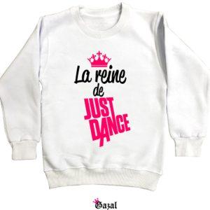 La reine de just dance